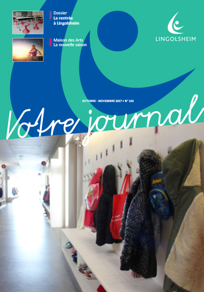Journal Municipal n°142 Octobre Novembre 2017
