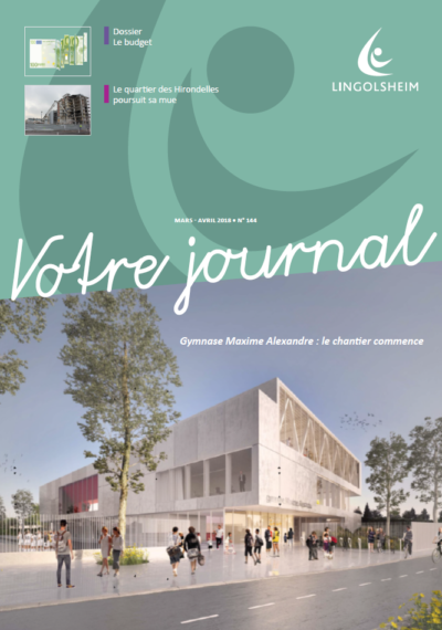 Journal Municipal n°144 – Mars Avril 2018