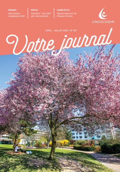 Journal municipal n°157 Avril – Juillet 2021