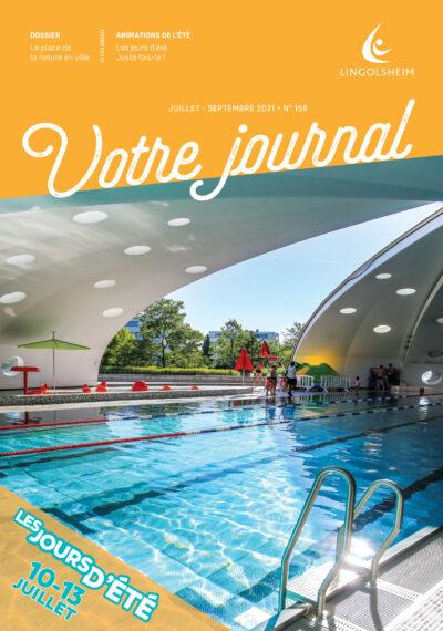 Journal municipal n°158 Juillet – Septembre 2021