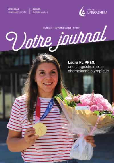 Journal municipal n°159 Octobre – Novembre 2021